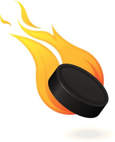 Flaming hockey puck clipart vector library download Flaming hockey puck clipart - ClipartFest vector library download