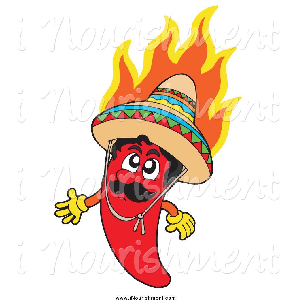 Flaming jalapeno clipart picture stock Flaming jalapeno clipart - ClipartFest picture stock