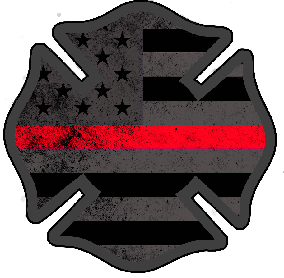 American Subdued Firefighter Support Decal! | firefighters ... image