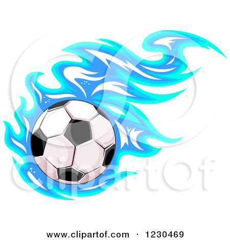 Flaming soccer ball clip art graphic library download Royalty-Free (RF) Flaming Soccer Ball Clipart, Illustrations ... graphic library download