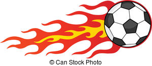 Flaming soccer ball clip art clip art black and white stock Flaming Illustrations and Clip Art. 127,000 Flaming royalty free ... clip art black and white stock
