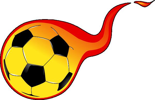 Flaming soccer ball clip art clipart library download Flaming Soccer Ball Clip Art at Clker.com - vector clip art online ... clipart library download