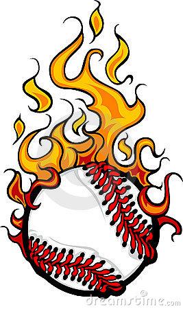 Flaming softball clipart clip free Softball Stock Illustrations – 2,615 Softball Stock Illustrations ... clip free