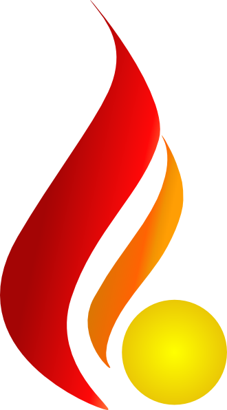 Flaming sun clipart clipart stock Maron Flame Sun Clip Art at Clker.com - vector clip art online ... clipart stock