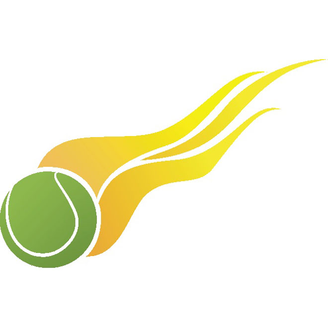 Flaming tennis ball clipart picture transparent library Gallery For Flaming Tennis Ball Clip Art - Free Clipart picture transparent library