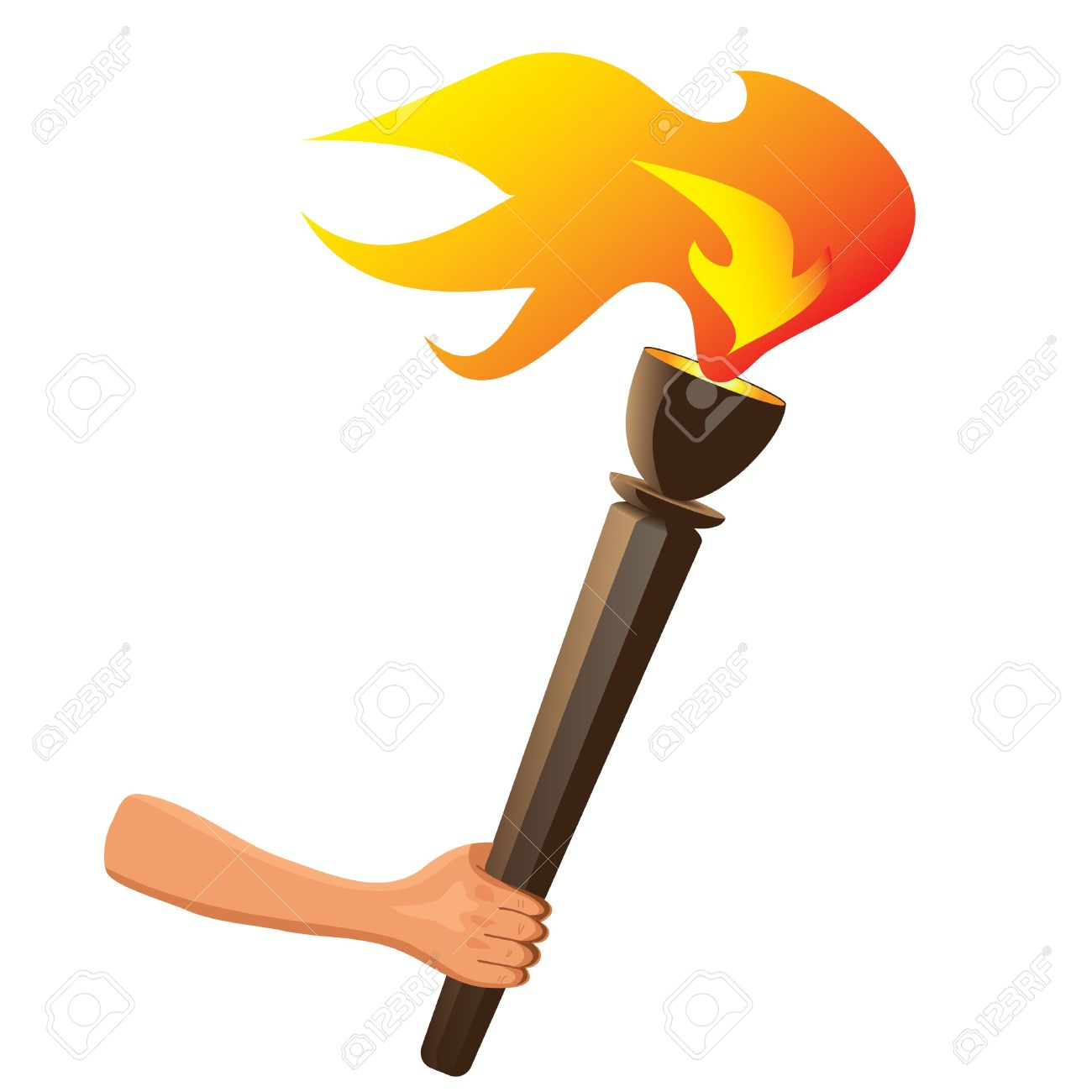 Flaming torch clipart jpg transparent download Flaming torch clipart - ClipartFest jpg transparent download
