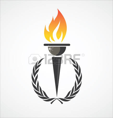 Flaming torch clipart png stock 2,412 Flaming Torch Stock Vector Illustration And Royalty Free ... png stock