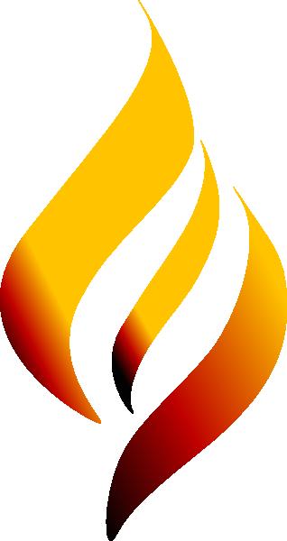 Flaming torch clipart clipart transparent stock Flame (torch) Clip Art at Clker.com - vector clip art online ... clipart transparent stock