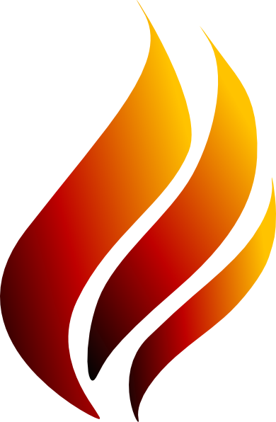 Flaming torch clipart image Flame (torch) Clip Art at Clker.com - vector clip art online ... image