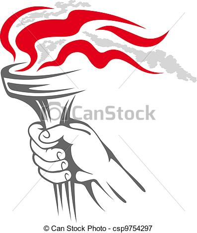 Flaming torch clipart clip art royalty free Flaming torch Clipart Vector and Illustration. 2,010 Flaming torch ... clip art royalty free