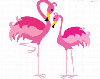 Free download clip art. Flamingo border clipart