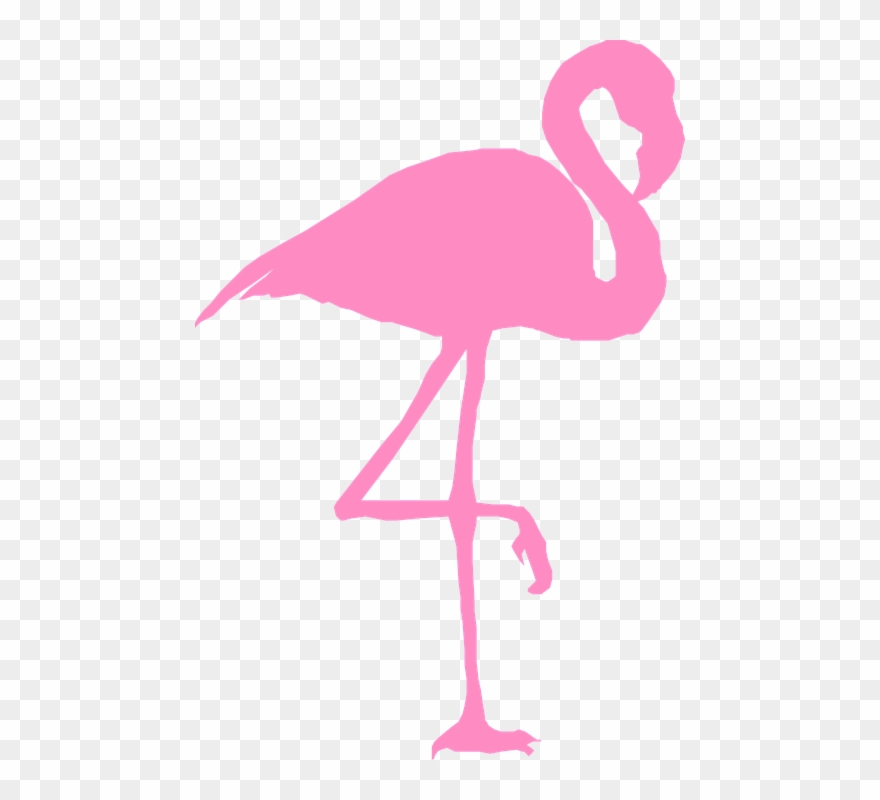 Flamingo clipart transparent background jpg freeuse library Clip Art Transparent Library Flamingo Clipart - Pink Flamingo ... jpg freeuse library