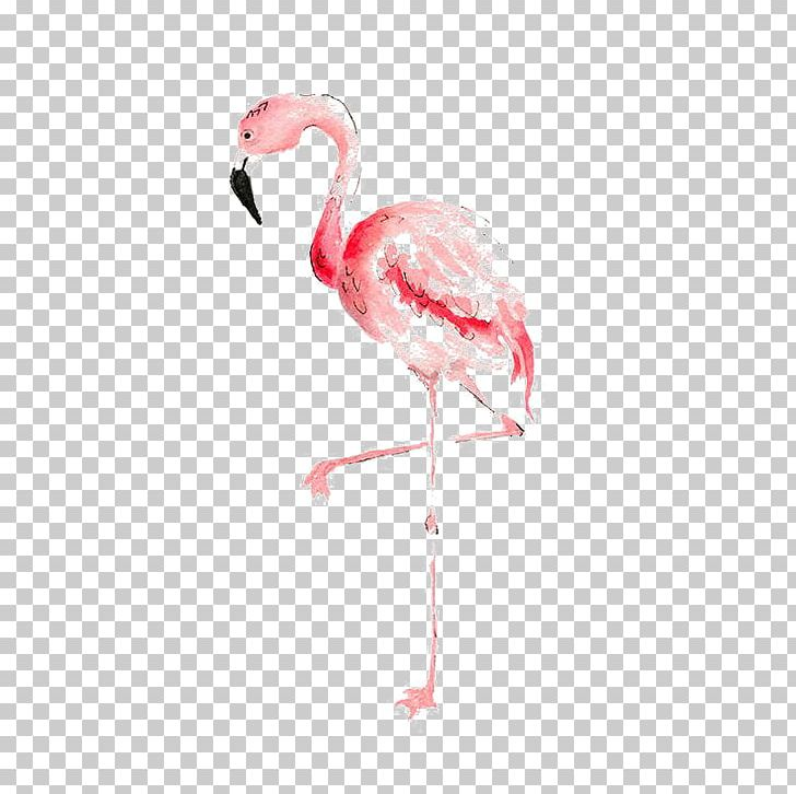 Flamingo watercolor clipart banner library stock Flamingo Watercolor Painting Drawing PNG, Clipart, Animal, Animals ... banner library stock