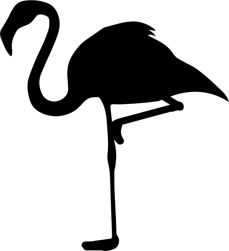 Flamingo with crown clipart jpg transparent download Flamingo | Silhouettes | Pinterest | Flamingo, Cricut and Silhouettes jpg transparent download