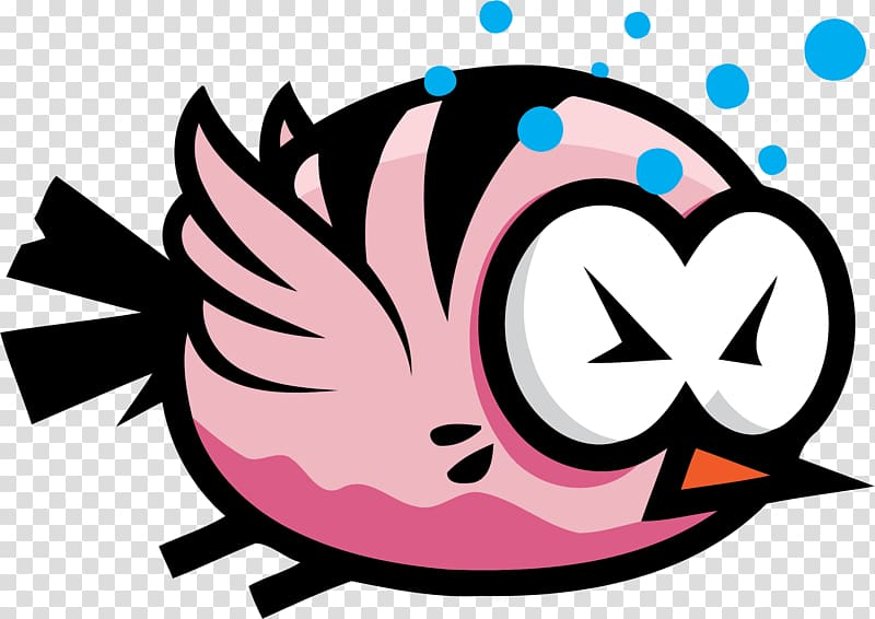 Flappy graphics clipart black and white download Flappy Bird Angry Birds Jump Bird Jump Tap Bird 2D, flying bird ... black and white download