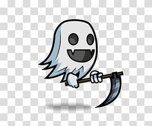 Flappy graphics clipart clipart free White Grim Reaper , Flappy Bird Flappy Ghost, FREE Sprite 2D ... clipart free