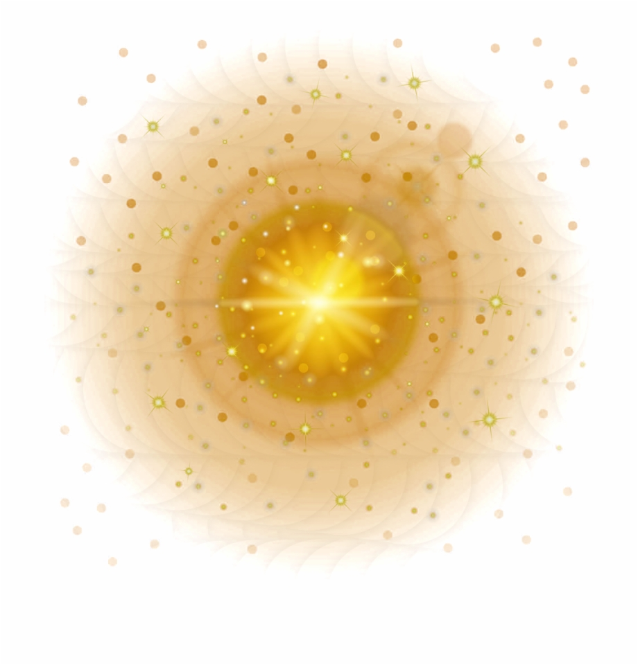 Flare effect clipart graphic royalty free library Light Effect Yellow Lens Fantasy Flare Clipart - Lens Flare - flare ... graphic royalty free library