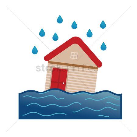 Flash flood clipart vector freeuse Flash flood clipart 4 » Clipart Station vector freeuse