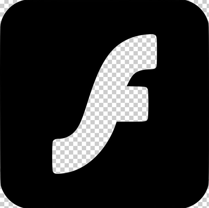 Flash player clipart. Adobe logo white thumb