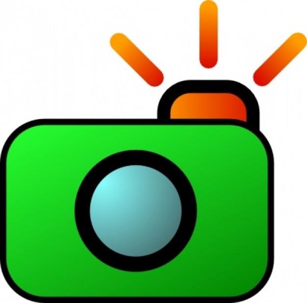 Flashing camera clip art banner black and white Free Camera Flash Clipart Image - 6159, Camera Flash Clip Art ... banner black and white