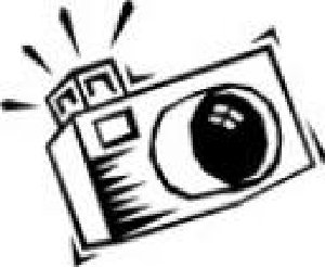 Flashing camera clip art clipart black and white library Camera Flash Clipart - Clipart Kid clipart black and white library