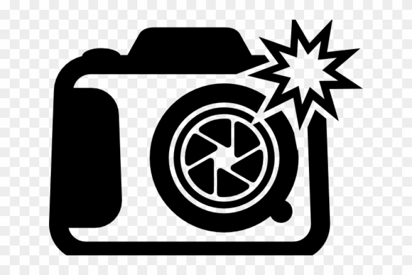 Flashing camera clipart image black and white download Photo Camera Clipart Flash Icon Png - Iso Icon Png, Transparent Png ... image black and white download