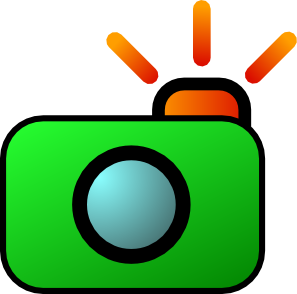 Flashing camera gif clipart picture free download Camera Clip Art at Clker.com - vector clip art online, royalty ... picture free download