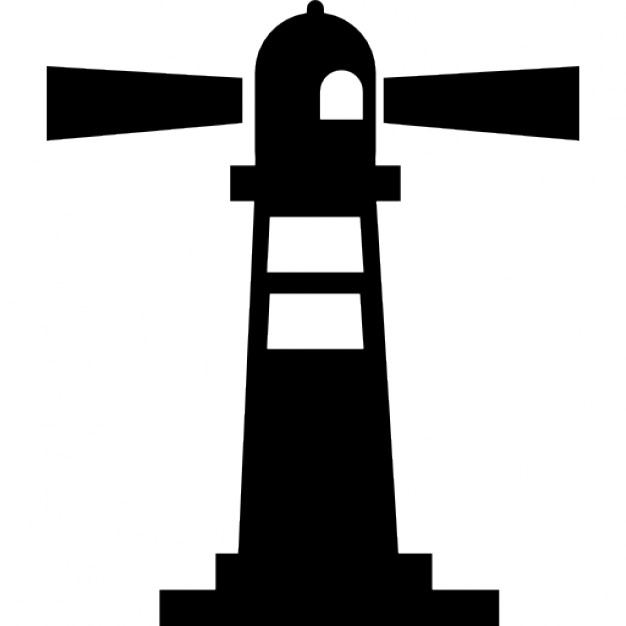 Flashing christmas lights clipart png freeuse library Lighthouse with flashing lights Icons | Free Download png freeuse library