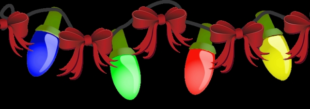 Flashing christmas lights clipart clipart royalty free Animated Christmas Lights | victoria-b clipart royalty free