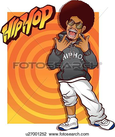 Flashing clip art banner library stock Clip Art of Hip Hop Man Flashing a Sign u27001252 - Search Clipart ... banner library stock