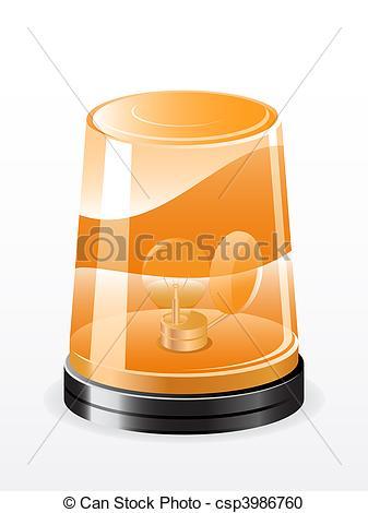 Flashing clip art jpg royalty free stock Vector Clipart of Vector flashing light - Vector illustration of ... jpg royalty free stock