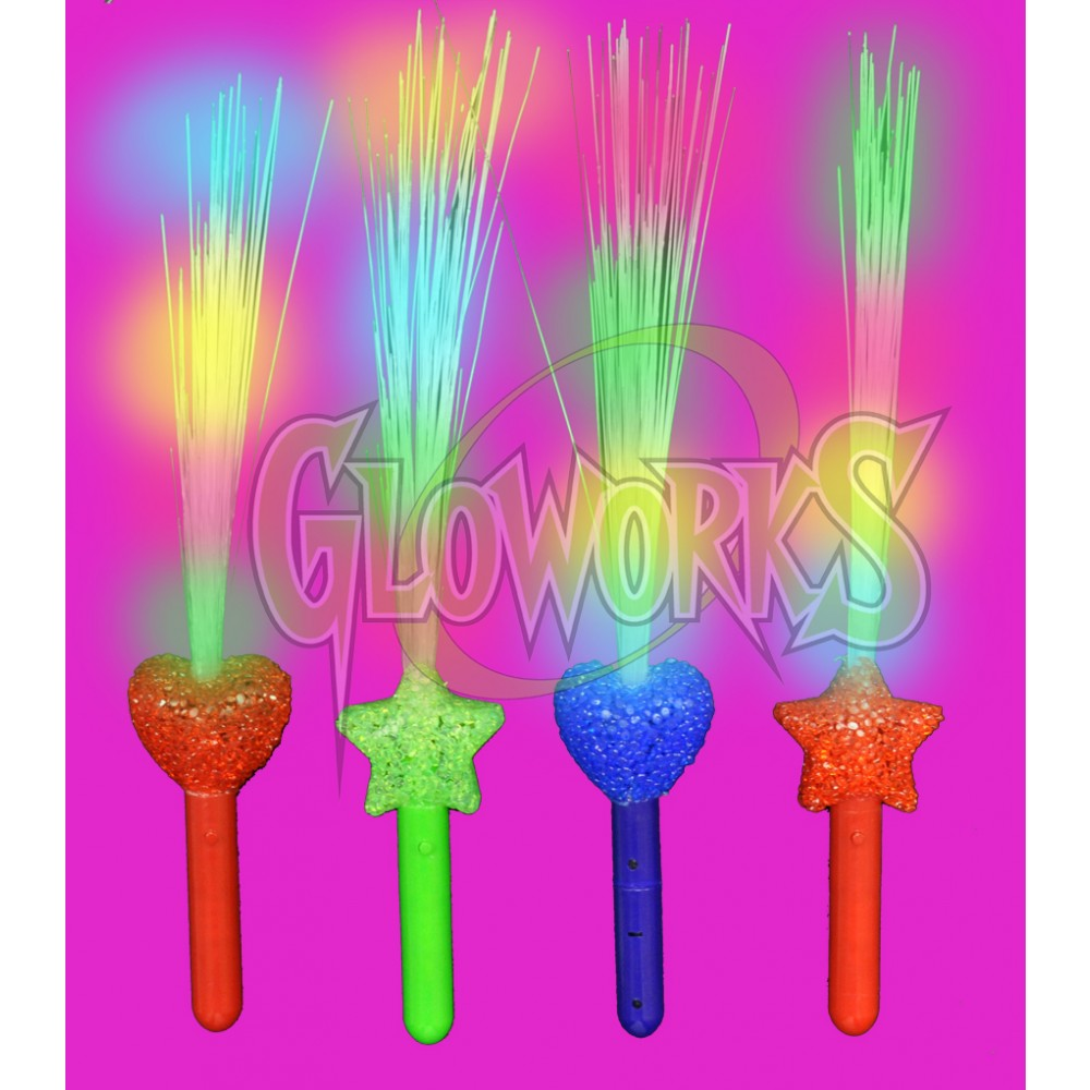 Flashing heart clipart clipart library download OPTIC FLASHING HEART/STAR WANDS - ASSORTED (PIECE) clipart library download