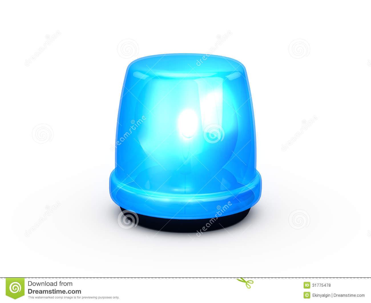 Flashing police car lights clipart image freeuse stock Blue Police Light Stock Illustrations – 511 Blue Police Light ... image freeuse stock