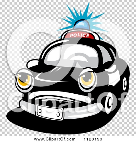 Flashing police car lights clipart png transparent download Clipart Of An Angry Police Car With A Flashing Siren Light ... png transparent download