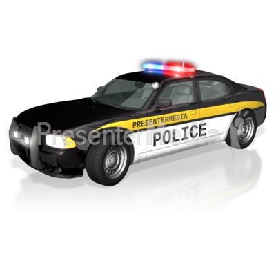 Flashing police car lights clipart graphic free library police car lights graphic free library