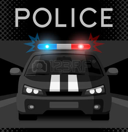 Flashing police car lights clipart vector free library 2,381 Flashing Light Stock Vector Illustration And Royalty Free ... vector free library