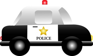 Flashing police car lights clipart image freeuse stock Flashing police car lights clipart - ClipartFox image freeuse stock