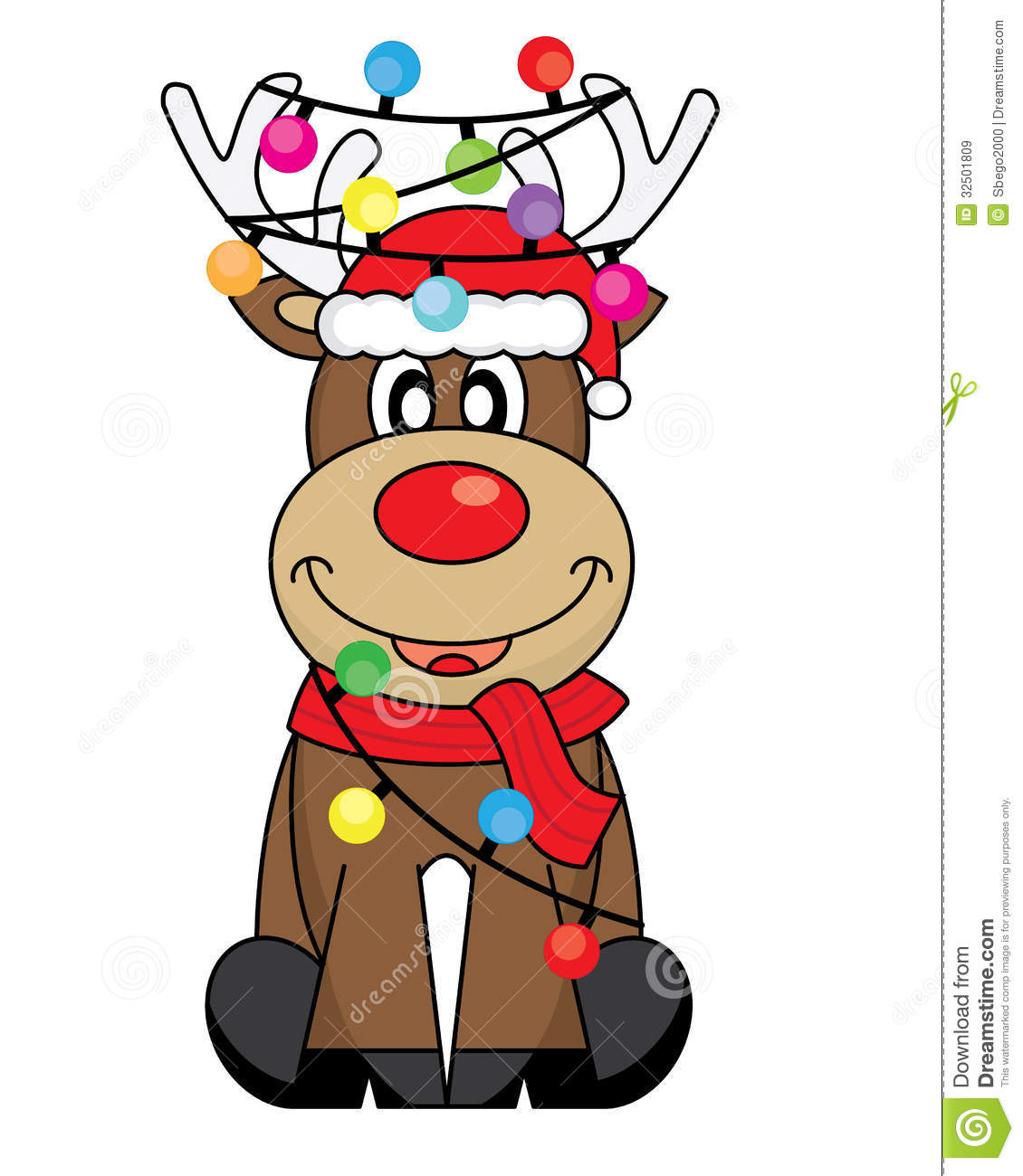 Flashing reindeer clipart vector freeuse download Flashing reindeer clipart - ClipartFest vector freeuse download