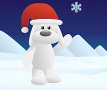 Flashing santa clipart svg library stock Free Christmas Animated Clipart - Christmas Animated Gifs - Flash ... svg library stock