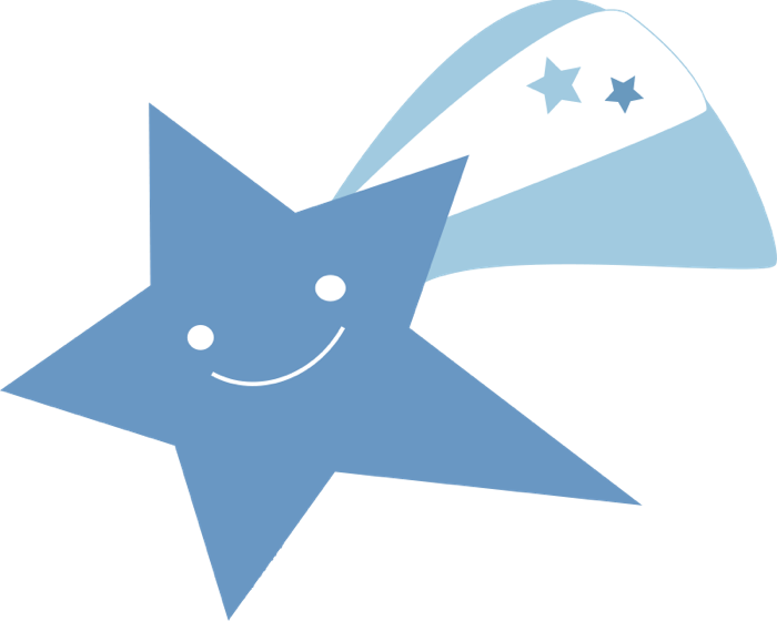 Star clipart blue banner Star Clipart and Animated Graphics of Stars banner