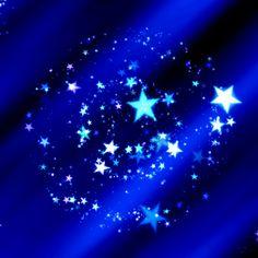 Flashing star clipart banner free Blue sparkles glitter free animated clipart - ClipartFest banner free
