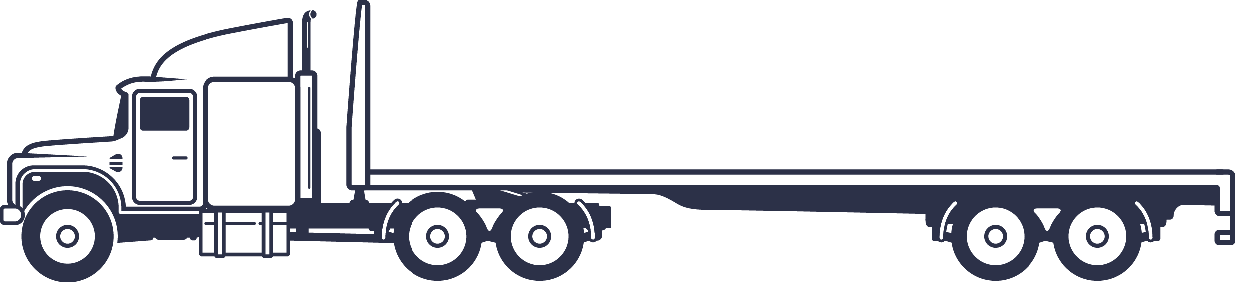 Flatbed trailer clipart png freeuse stock Flatbed Truck Clipart (95+ images in Collection) Page 1 png freeuse stock