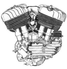Image result for tattoo. Flathead engine clipart