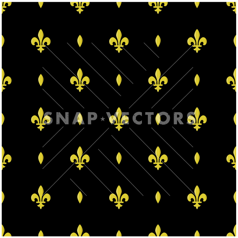 Fleur-de-lis pattern clipart jpg freeuse Vector Clipart Illustration of Fleur de Lis Pattern jpg freeuse