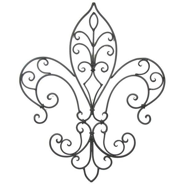 Fleur-de-lis pattern clipart graphic transparent stock Metal, White, Flower, Leaf, Line, Design, Plant, Pattern, Tree ... graphic transparent stock