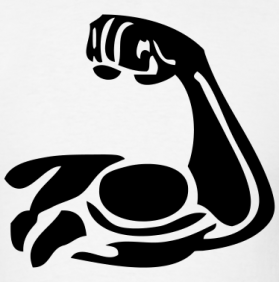 Flexing clipart. Flex free download best