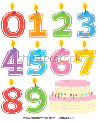 Flickering birthday candle clipart vector library download Flickering Candle Stock Photos, Royalty-Free Images & Vectors ... vector library download