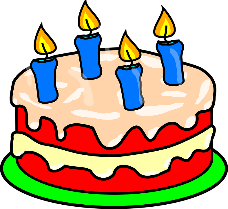 Flickering birthday candle clipart transparent stock Candles - Free images on Pixabay transparent stock