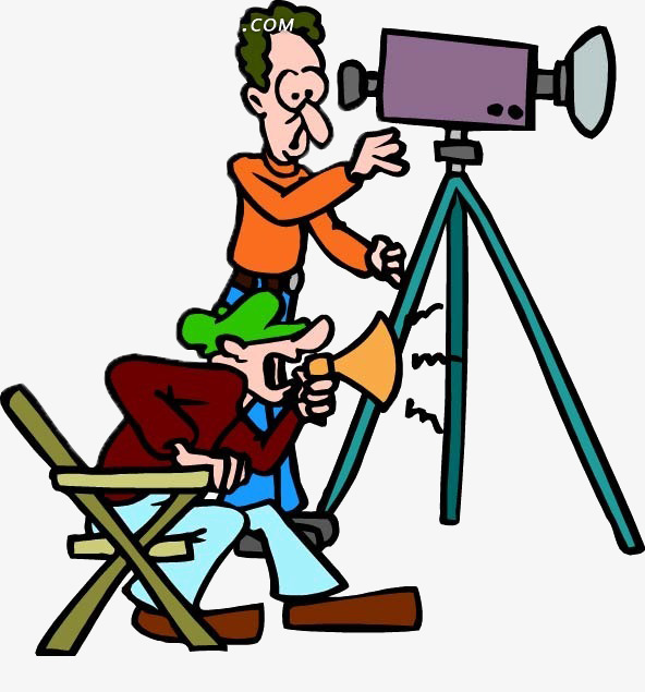 Fliminh clipart jpg library Filming clipart 2 » Clipart Station jpg library