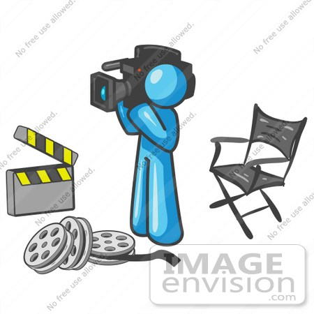 Fliminh clipart black and white download Filming clipart 3 » Clipart Portal black and white download